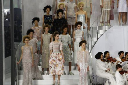 Chanel Spring 2014 Haute Couture: An Elegant Future   The Chic   Fashion Forecast Site