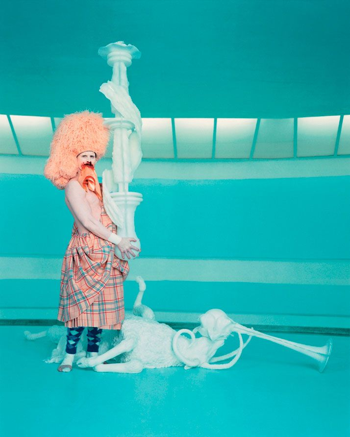 Matthew Barney CREMASTER 3: Five Points of Fellowship 2002 Collection of the Artist, Courtesy Gladstone Gallery, New York