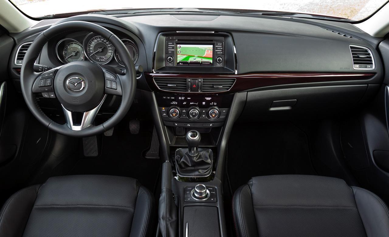 Mazda 6 2013 Interior 2 Mazda 6 sedan, Mazda 6, Mazda
