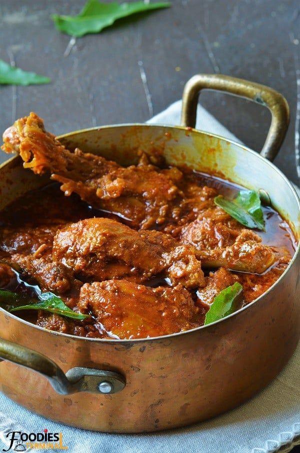 Chicken Madras #instantpotchickenrecipes