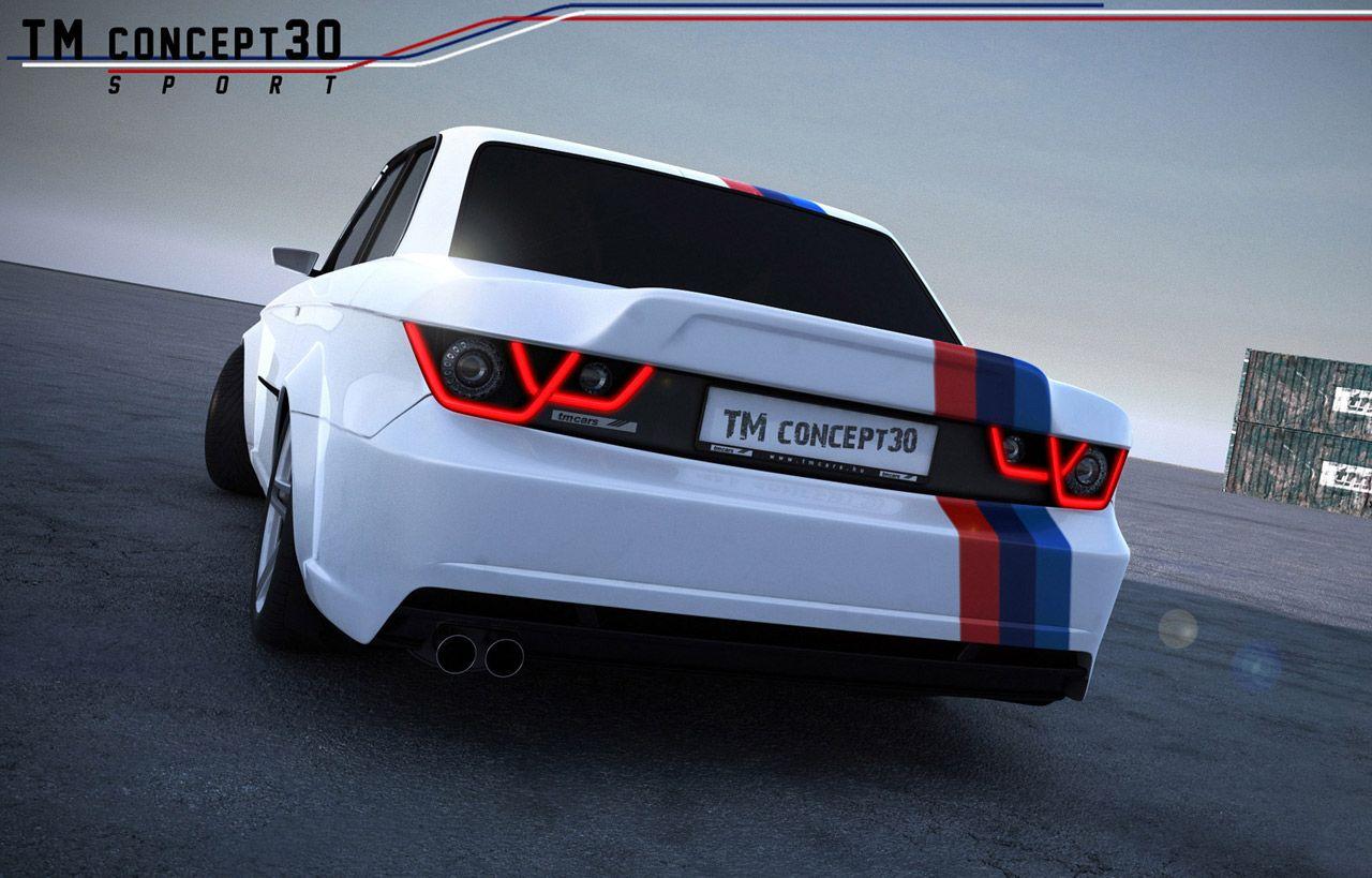 innovation bmw e30 tm concept30 car concept designs gallery