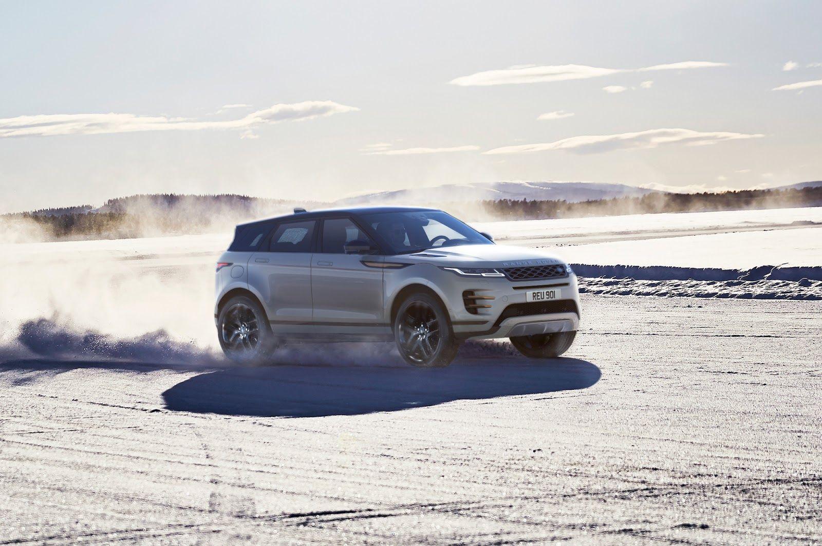 Range Rover Evoque (2019). Дотянуться до Velar'а... This