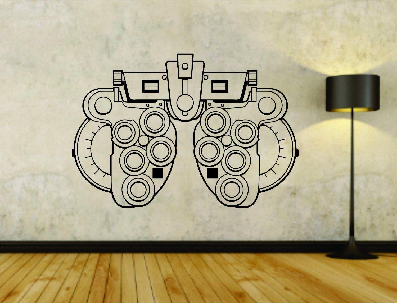 Optometrist Doctor Glasses Eye Eyes Optometry Equipment ...