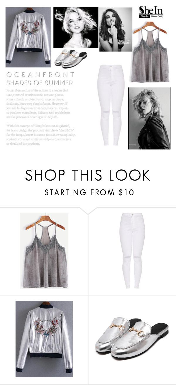 """""""Shein conest"""" by adancetovic ❤ liked on Polyvore featuring Whiteley"""