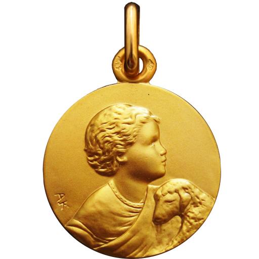 Gut gemocht Médailles de baptême de l'Enfant Jésus en or, argent et vermeil  XP92