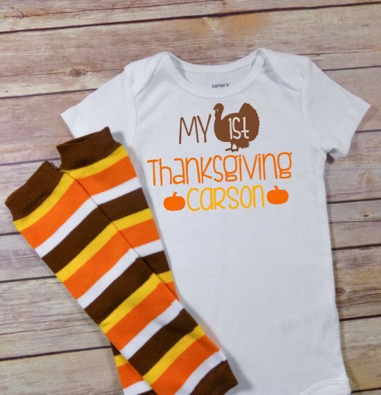 4146f11d baby boys first thanksgiving outfit baby boys first thanksgiving shirt my first  thanksgiving outfit boys first