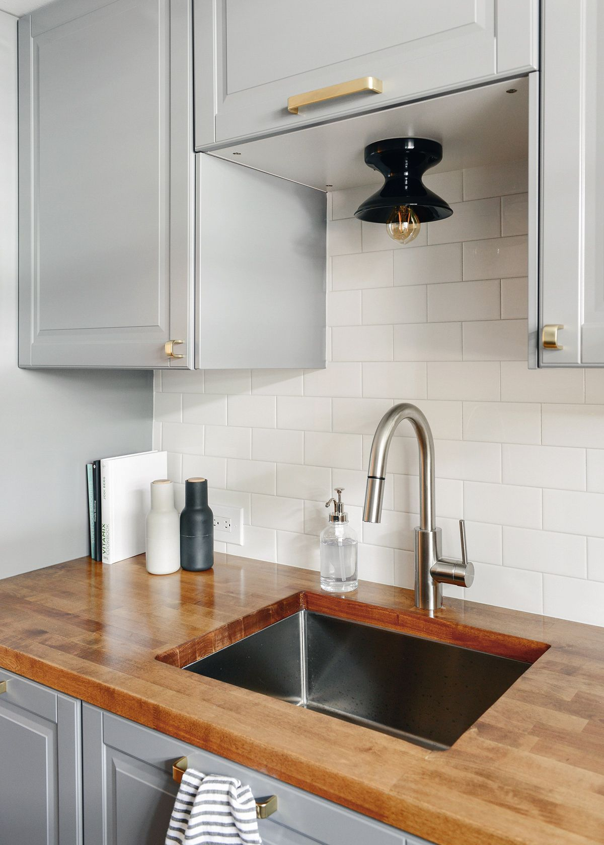 The Evolution Of Our Ikea Kitchen Kitchen Remodel Small