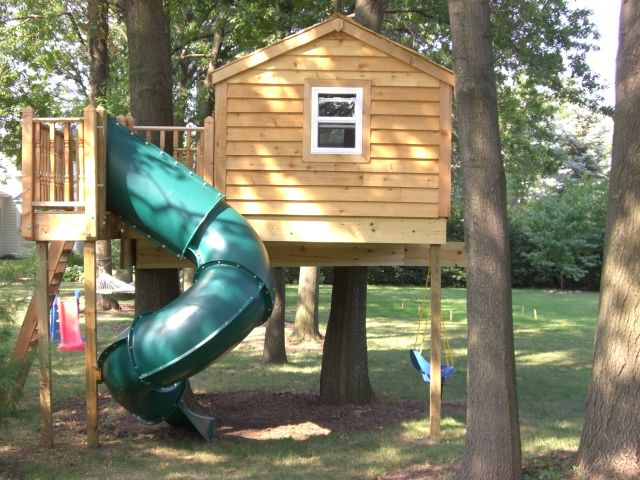 Treehouse Projects To Try Tree House Plans Outdoor