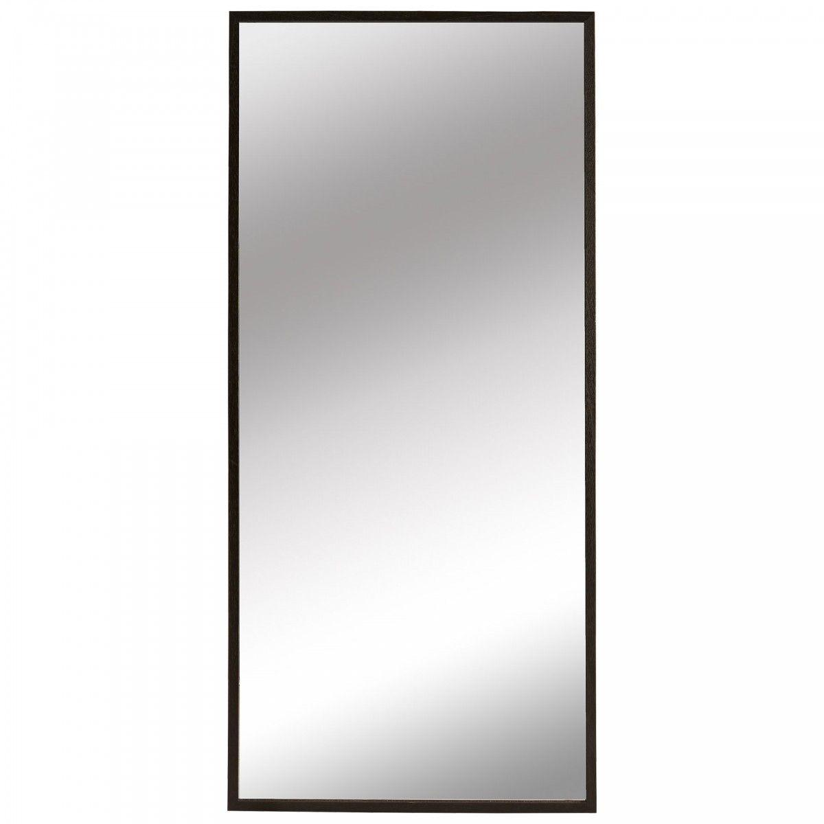 Spiegel Sommersted 68x152 Schwarz In 2020 Spiegel Schwarzer Spiegel Schwarze Rahmen
