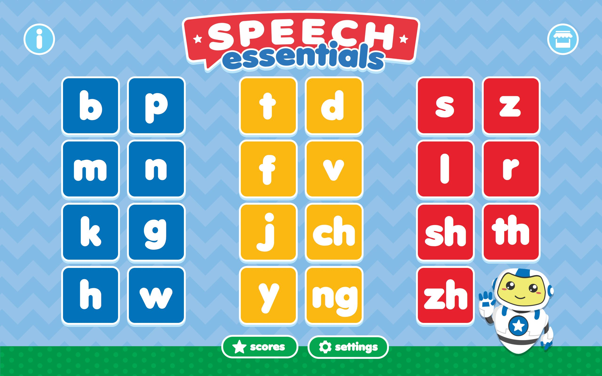 Homepage on a tablet Speech therapy tools, Parenting