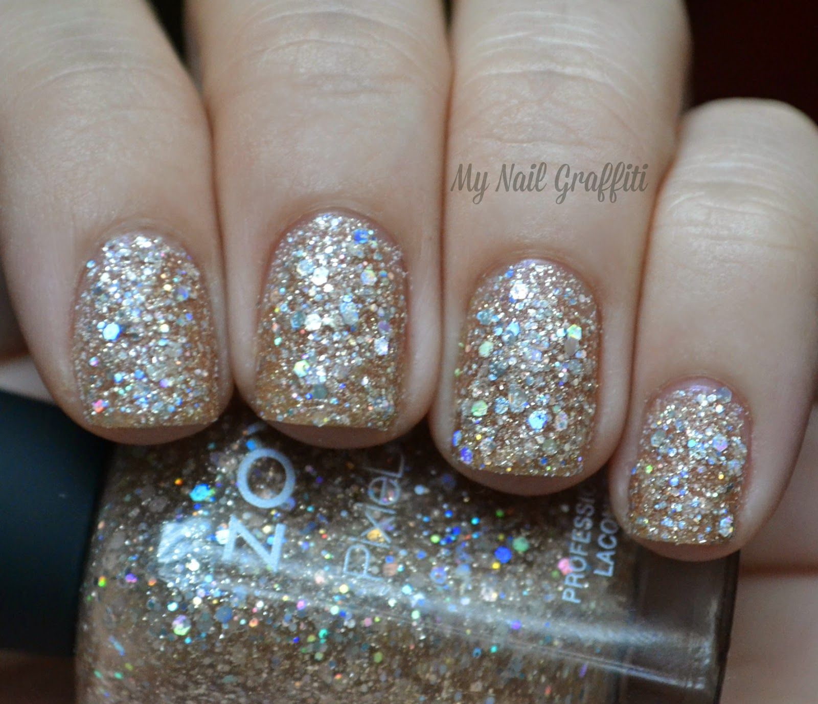 Zoya PixieDust in Chyna swatches+review   Confessions of a