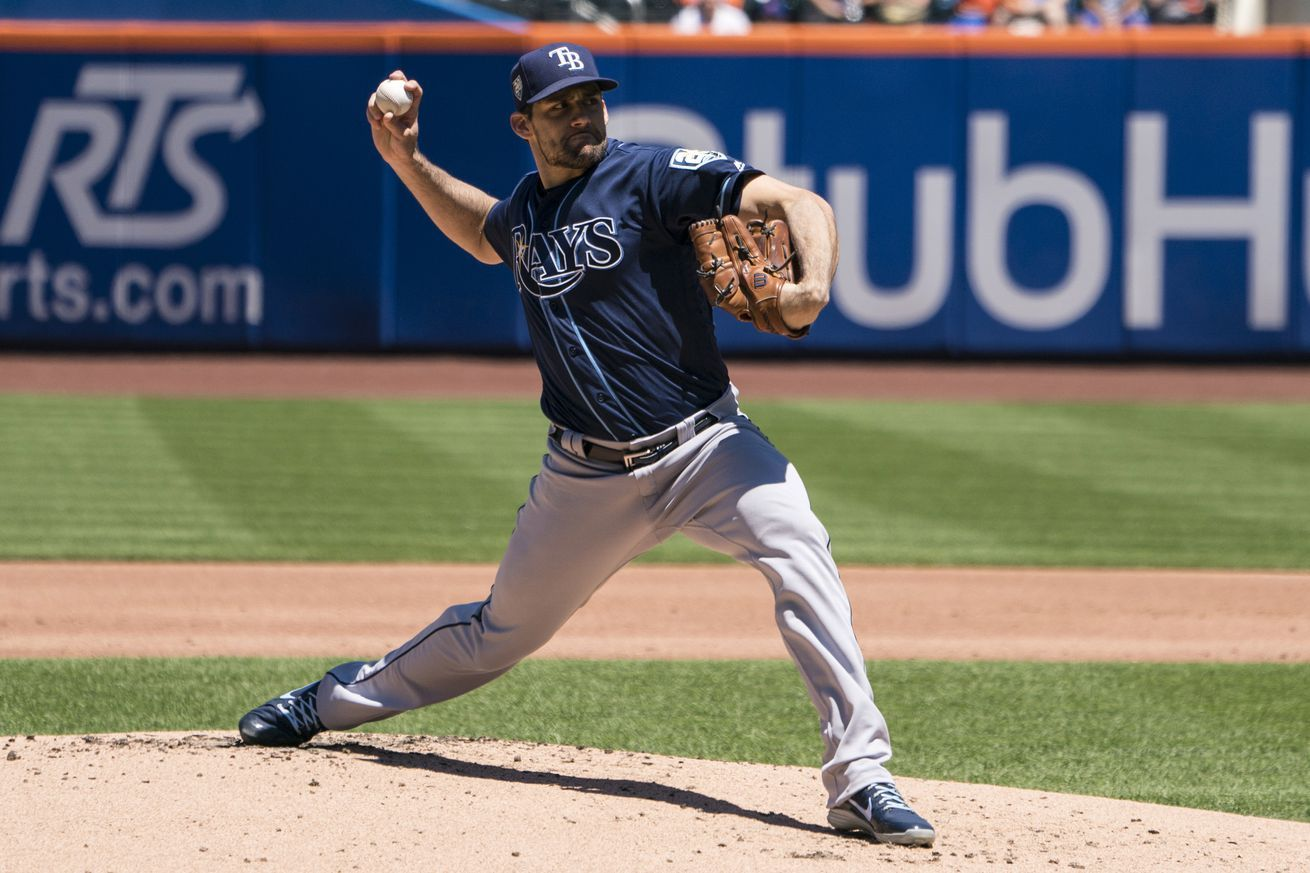 47ebc7125c1 Eovaldi remains stingy in comeback from second Tommy John surgery All   sports games and sports