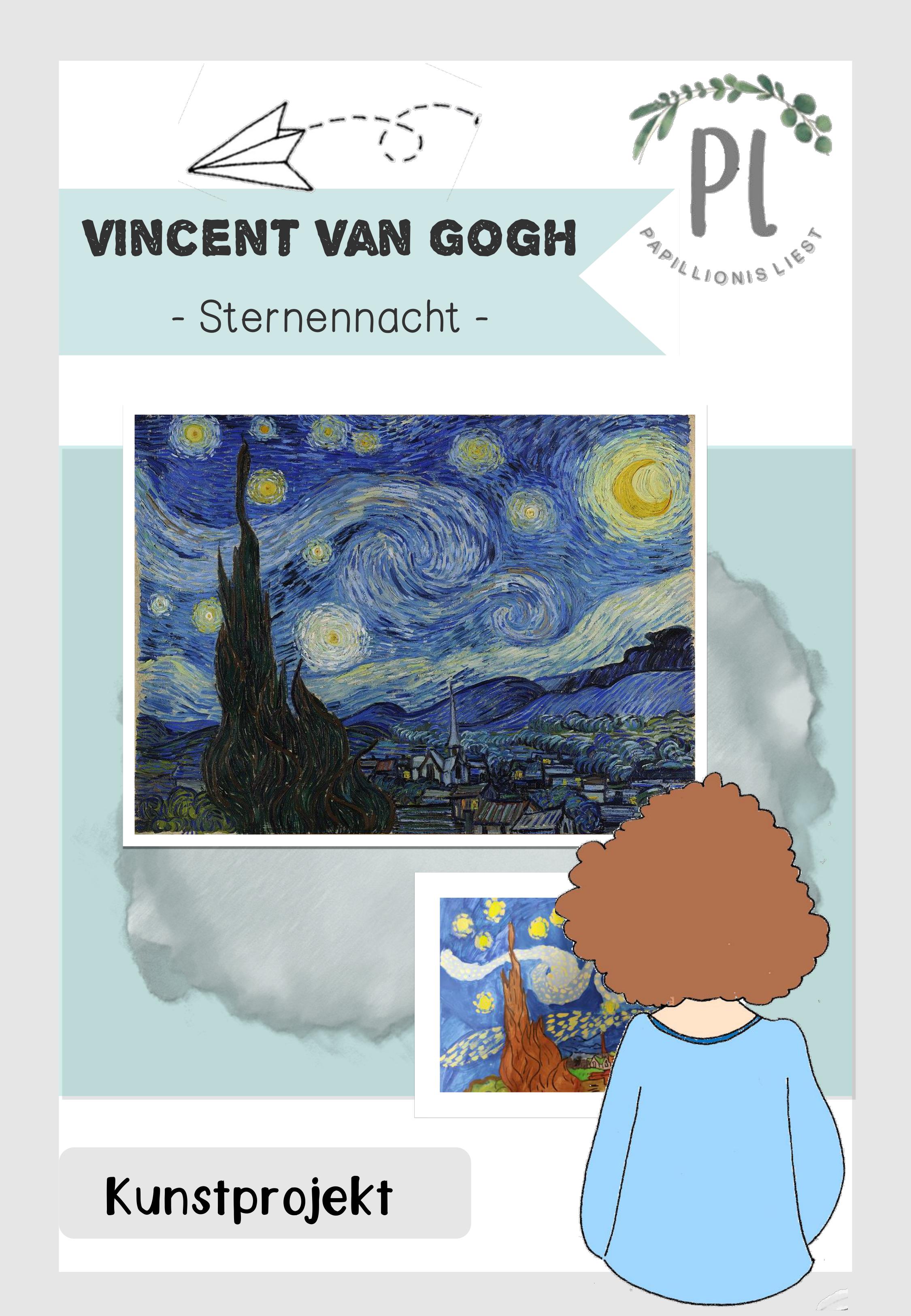 Kunst Van Gogh Kunst Unterrichten Kunst
