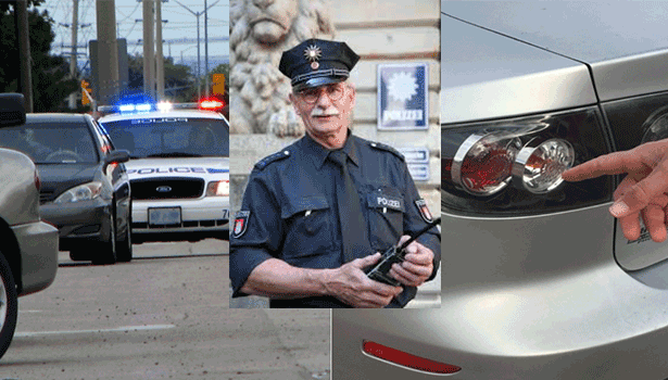 Why Do Cops Touch The Tail Light >> This Is The Reason Why Cops Touches Your Car's Tail Light ...