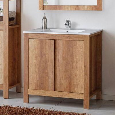 Casandra 800mm Free Standing Vanity Unit Vanity Units Free Standing Vanity Freestanding Bathroom Storage