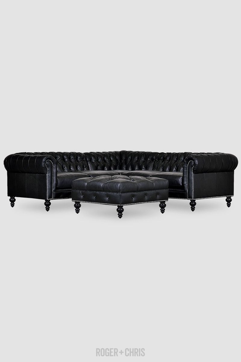 - Chesterfield Sofas, Armchairs, Sectionals, Sleepers Leather