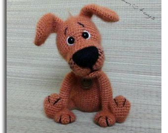 Amigurumi Lion Perritos : Lion ooak stuffed animals crochet handmade soft toy decor amigurumi