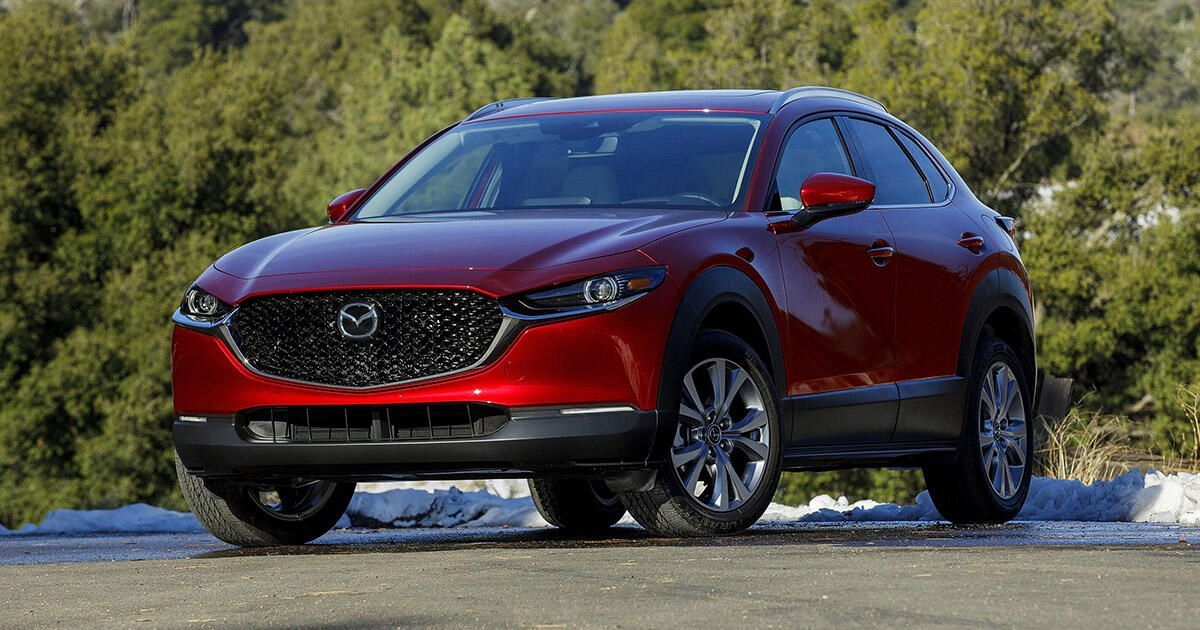 2020 Mazda Cx 30 First Drive Review A Stylish Suv That S Great To Drive Mazda First Drive Mazda Suv