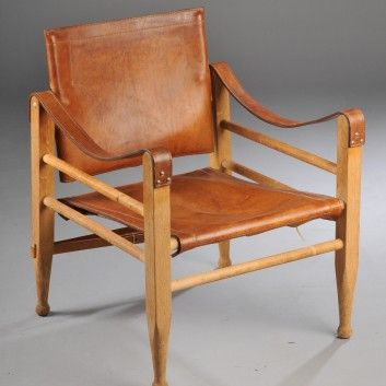 Safari Chair By Arne Norell