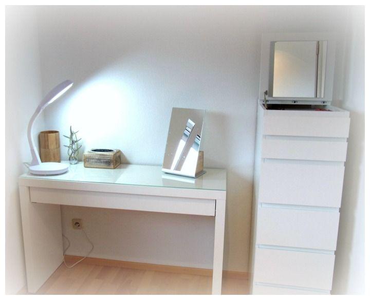 Best Malm Vanity €100 Malm 6 Drawer €100 Tysnes Mirror €15 400 x 300