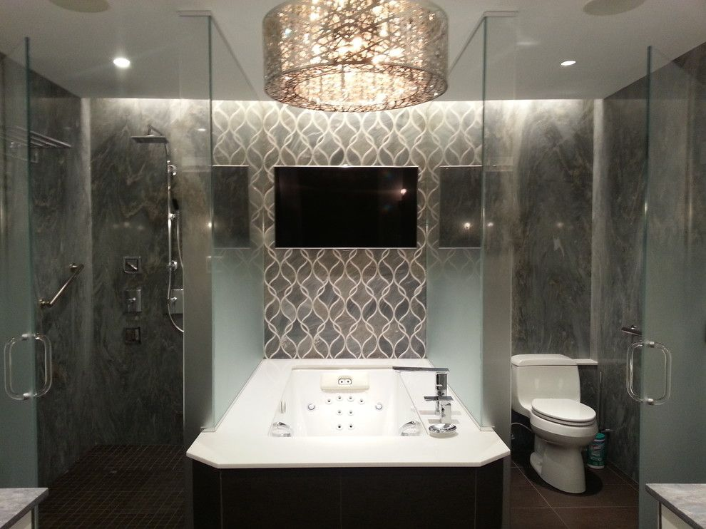 Image by: Artistic Tile | Remodel | Pinterest | Tile accent wall ...
