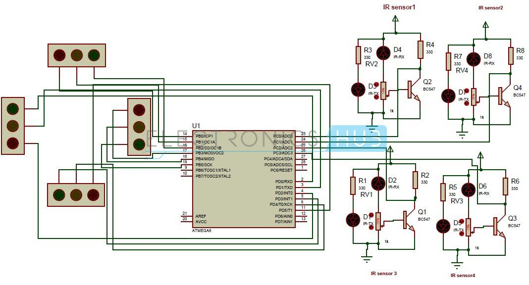 wiring diagram for traffic light arduino wire center u2022 rh bigshopgo pw