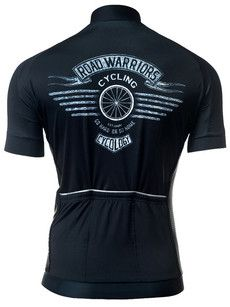 huge discount ad826 65458 Road Warriors Race Fit Jersey | Cycle jersey designs ...