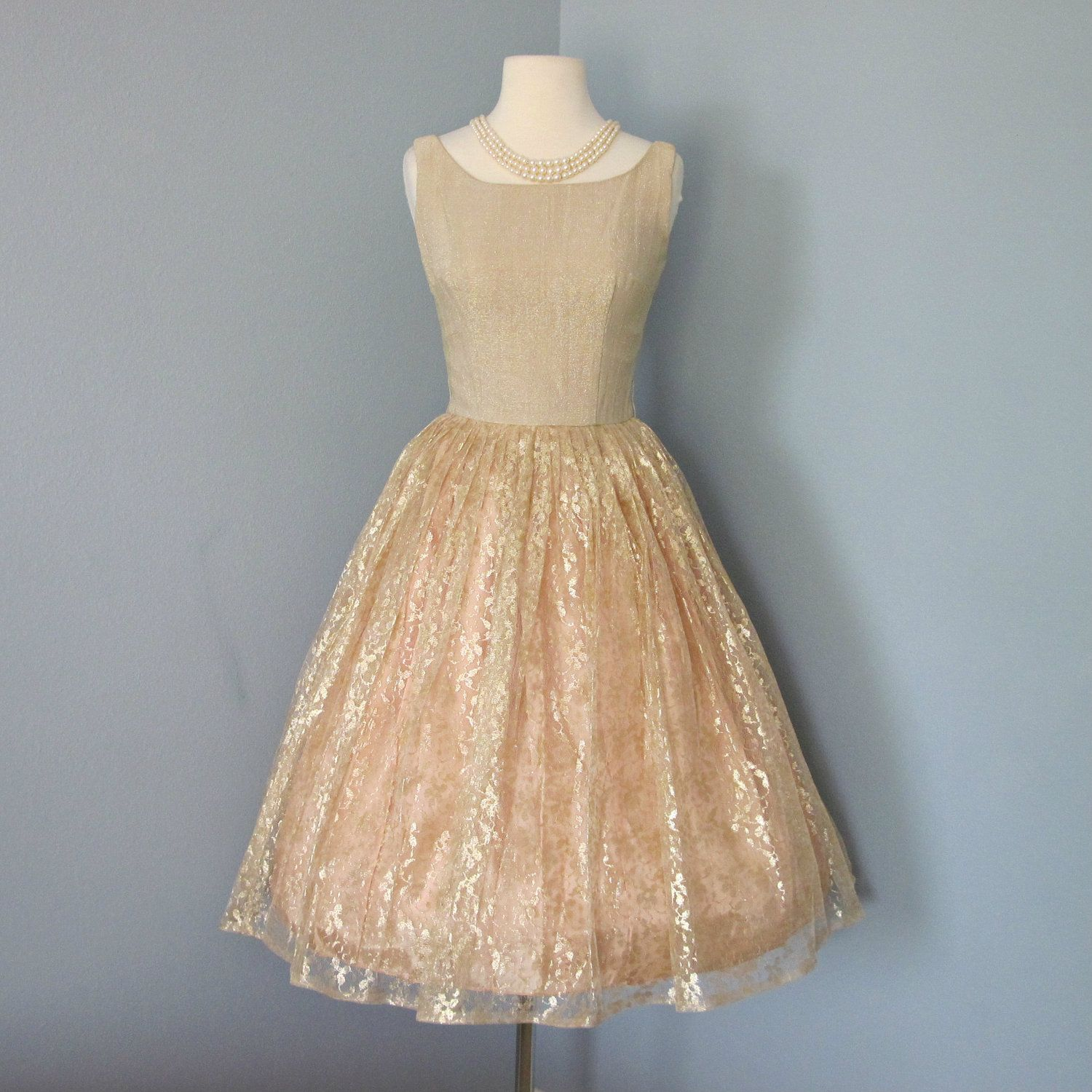 Cocktail dress 1960