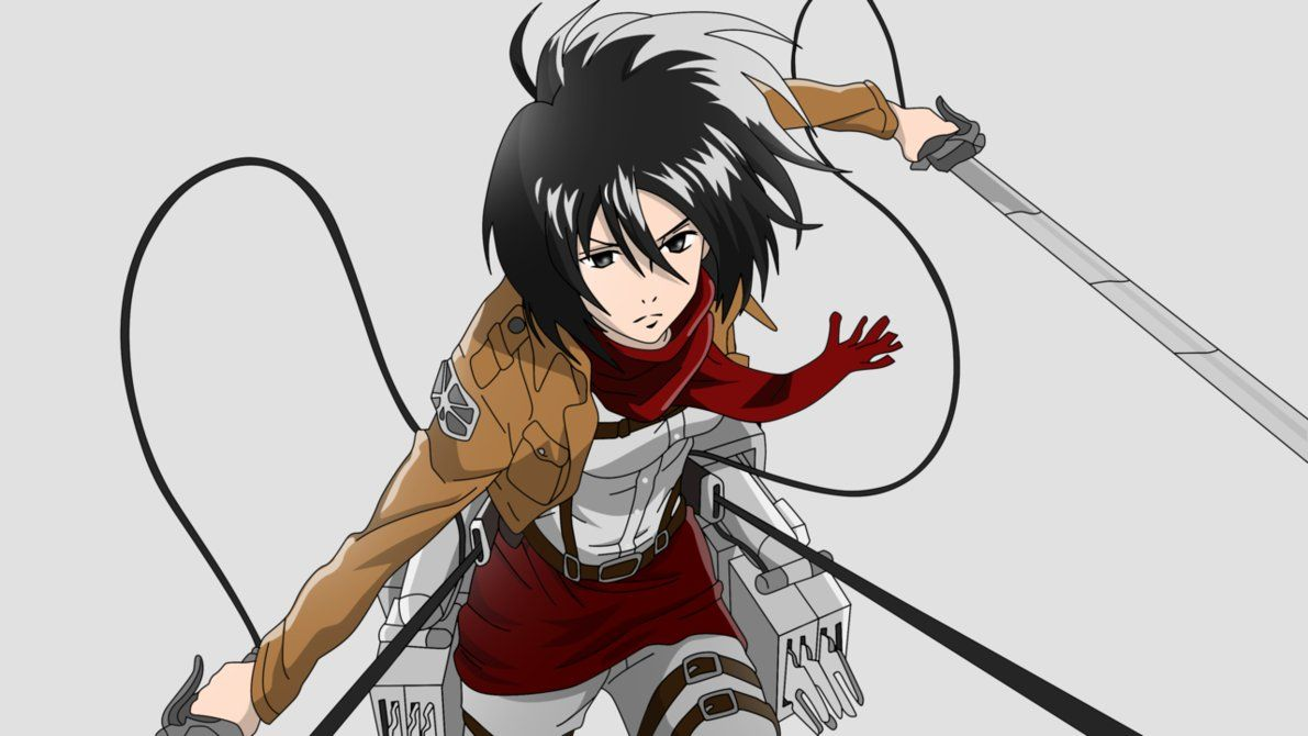 Top 5 Anime Characters : My top favorite female anime characters