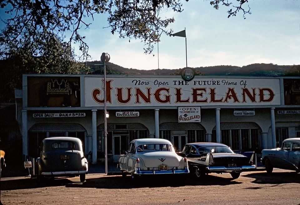 Jungle Land in Thousand Oaks, Ca 1959 Ventura county