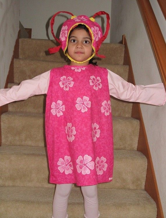 Milli Team Umizoomi costume for a milli fan by Hamnascreations - team halloween costume ideas