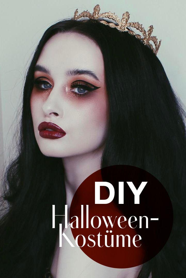 Bricolaje: ¡Es muy fácil hacer tu propio disfraz de Halloween!