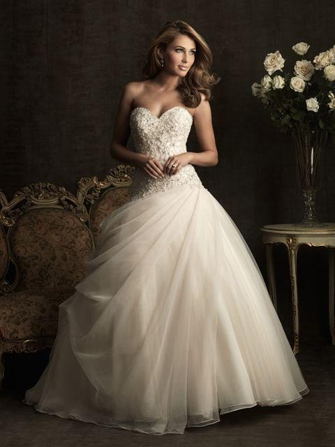 Wedding Dress by Allure