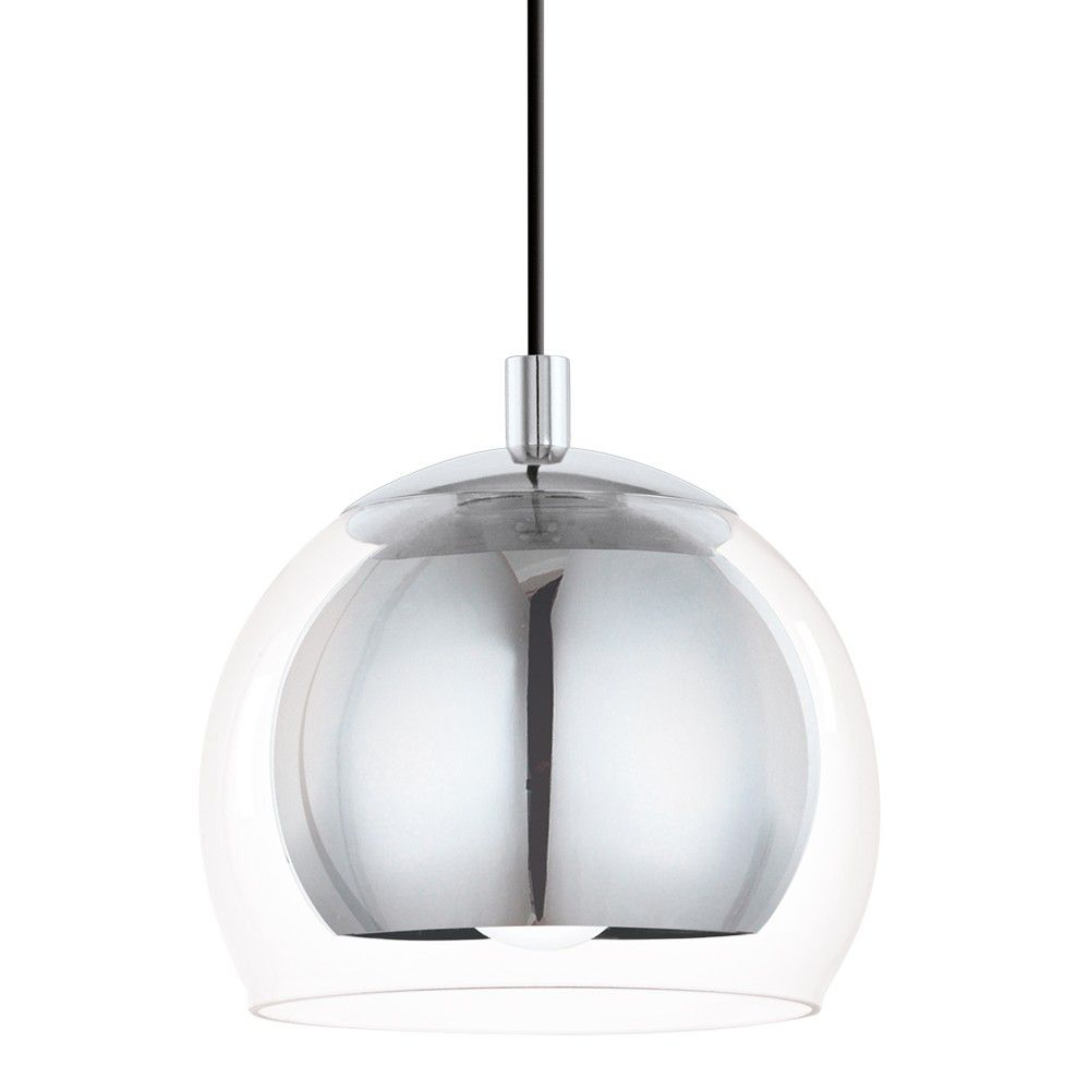 combination modern pendant light fixtures. Eglo Rocamar Pendant Ceiling Light Polished Chrome Combination Modern Fixtures L