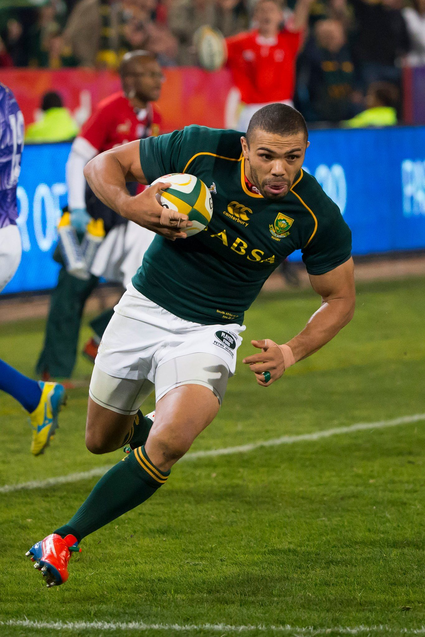 Bryan Habana Brilliant Player South African Rugby Players Springbok Rugby Rugby Tickets