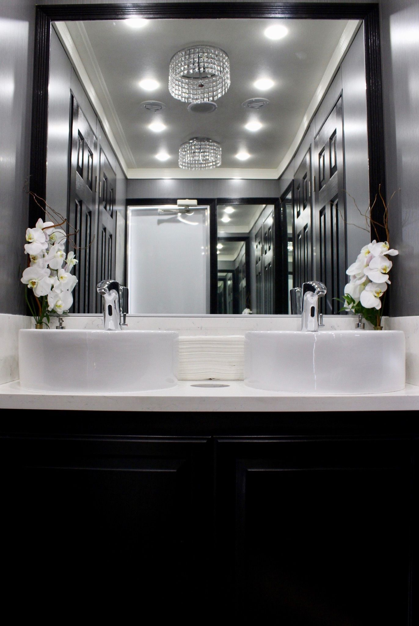Porta Potty Upgrade These Luxury Restroom Trailers Are Perfect