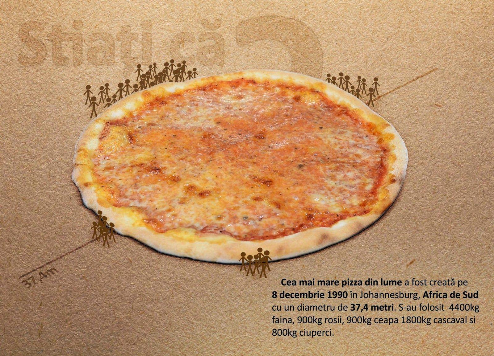 Pizzeria Arena: Stiati ca?