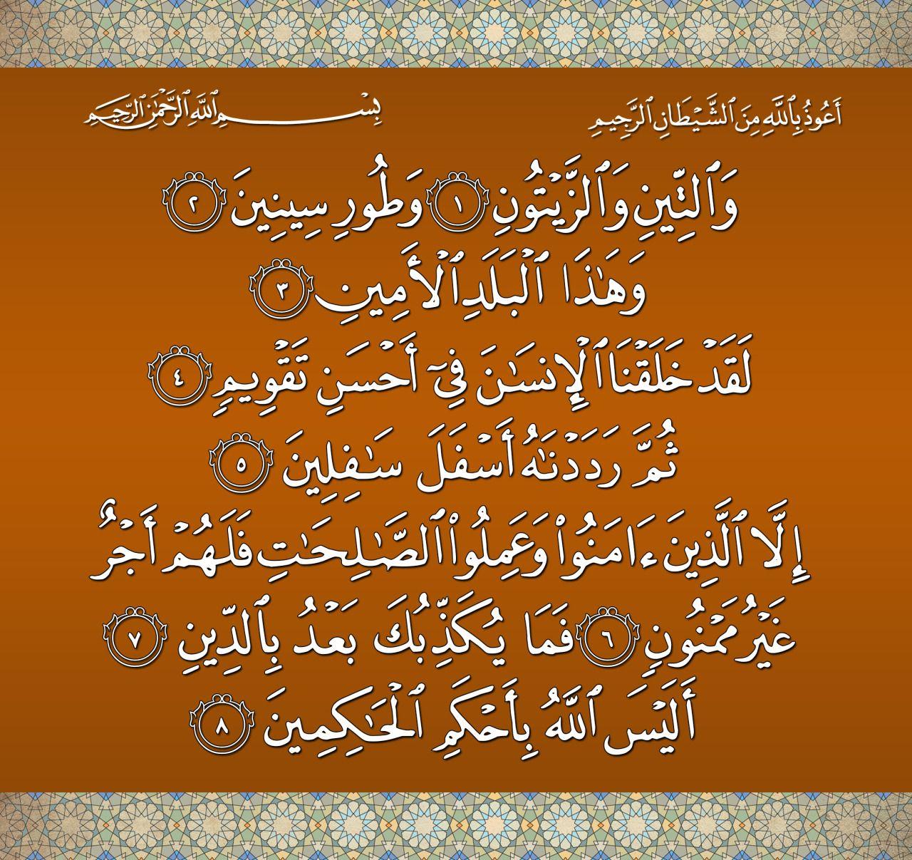 إعراب القرآن الكريم إعراب وهذا البلد الأمين Blog Posts Blog Map
