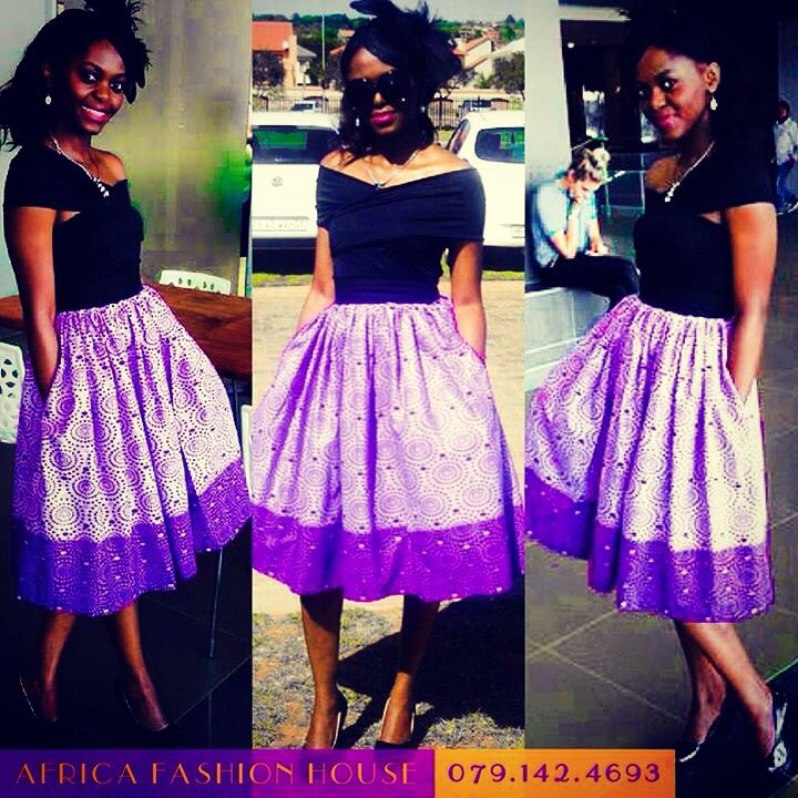 Purply Purps - Africa Fashion House
