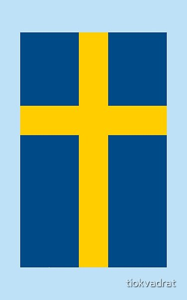 The Flag Of The Country Sweden Sveriges Flagga In Its Official Colors Of Midnight Blue And Tangerine Yellow On A Pale Eg In 2020 Swedish Flag Flag Blue Backgrounds