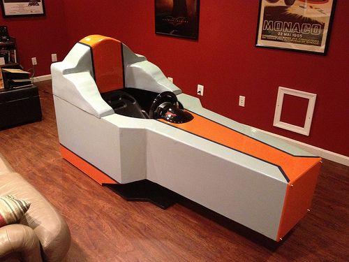 My LMP-style Rig - Sim Racing Rigs / Cockpit