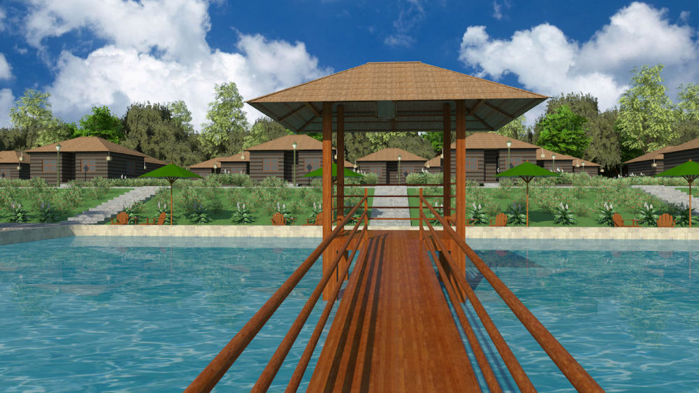 Disenos Y Planos De Parques Recreativos Estilo Bora Bora Proyecto Pr K1 En 2020 Disenos De Unas Parques Bora Bora