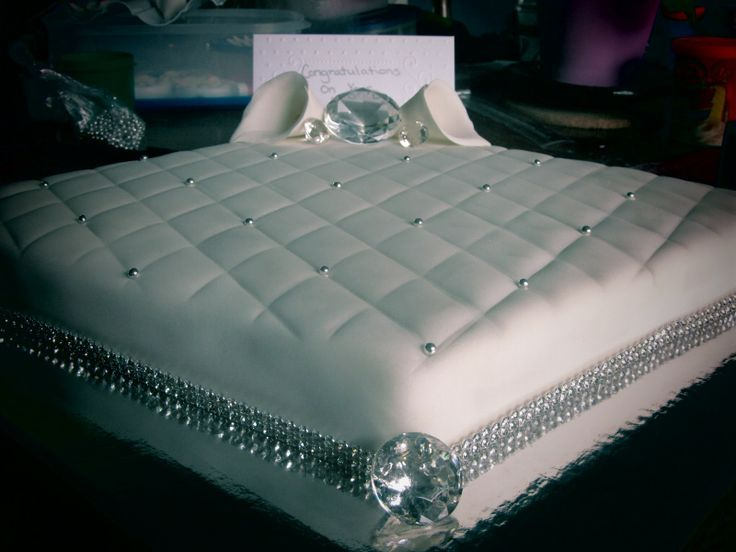 Cakecentral Diamond Anniversary Cake