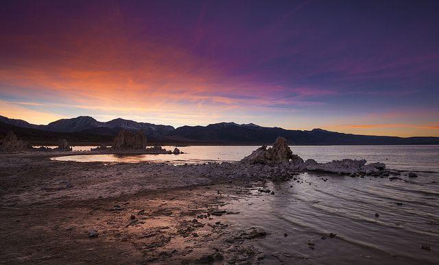 mono chromatic | mono lake, california by elmofoto, via Flickr