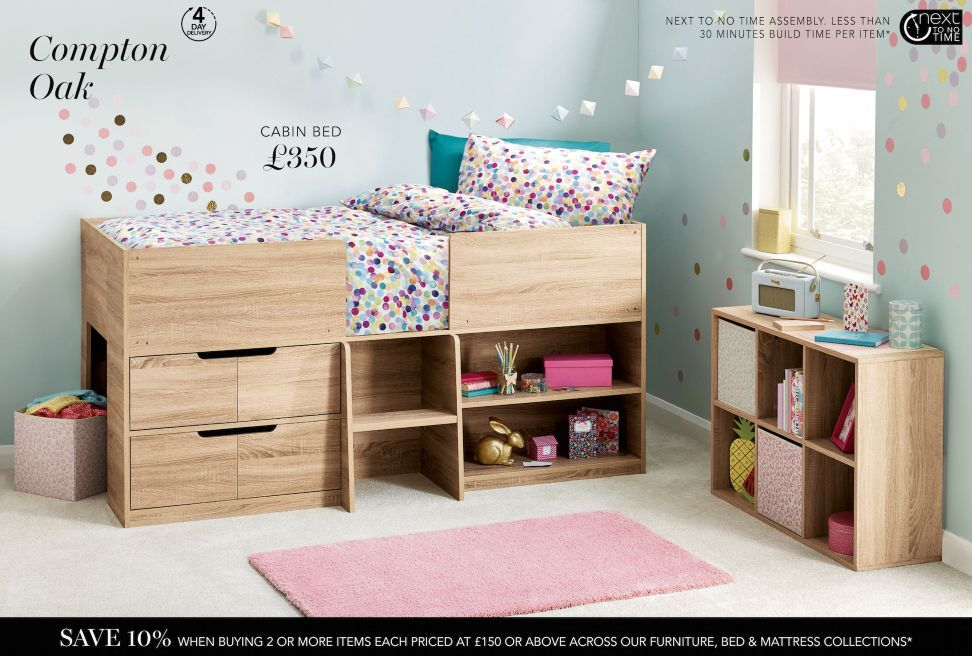 Children 39 S Furniture Bedroom Home Amp Furniture Next Official Site Page 2 Childrens Furniture Girls Cabin Bed Childrens Bedroom Furniture