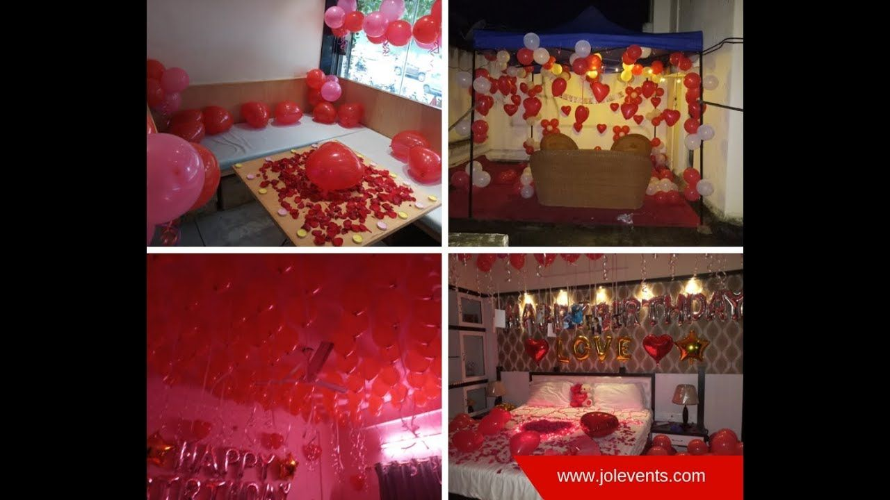 Romantic Bedroom Decoration Valentine Day Decoration Anniversary Decor Romantic Bedroom Decor Romantic Room Decoration Birthday Room Decorations