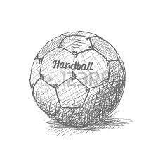 Resultat De Recherche D Images Pour Handball Dessin Handball