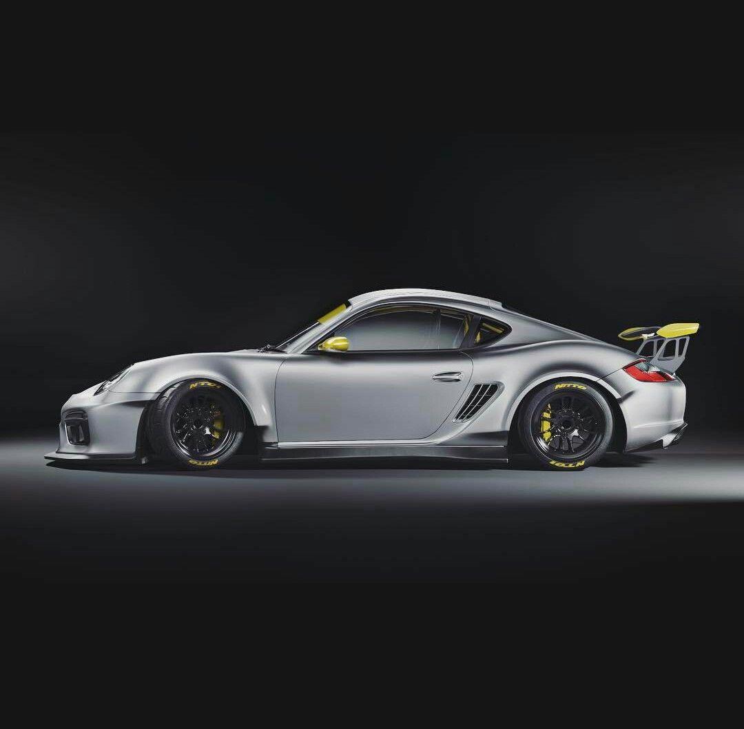 Porsche Cayman Gt Track Custom Porsche Cayman S Porsche Cars Custom Porsche