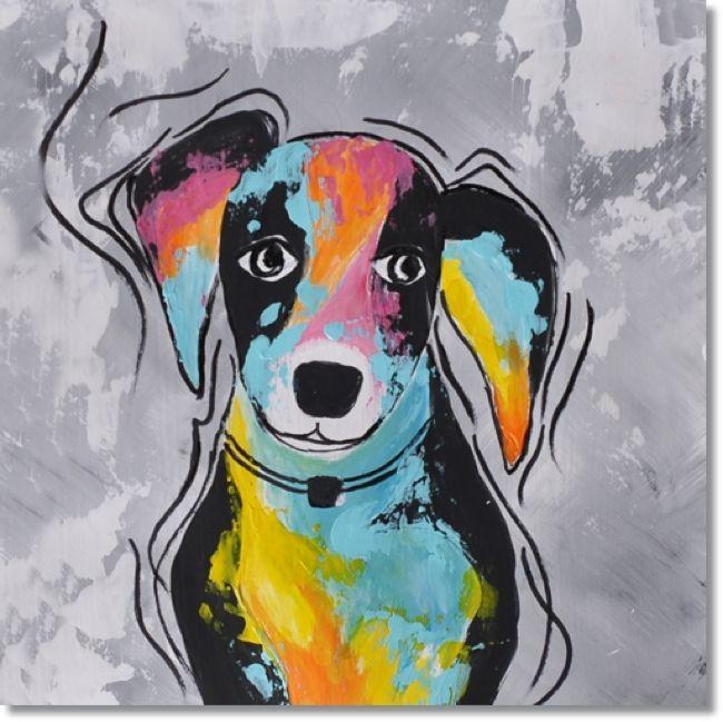 Extreem portret dieren schilderen abstract - Google zoeken | kunst  ZV98