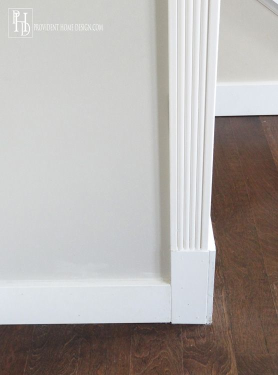 Easy Diy Doorway Casings Doors Tutorials And Baseboard